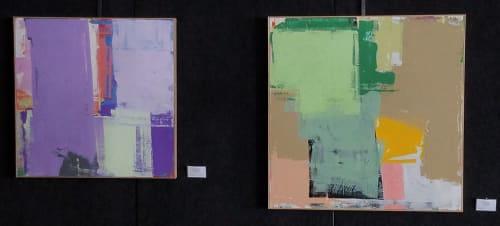 Joey Korom - Paintings and Art