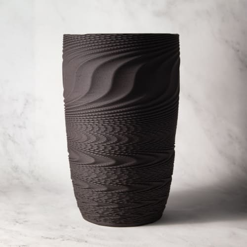 Vases & Vessels by BinaryCeramics seen at Private Residence, Athens - Wave - 1