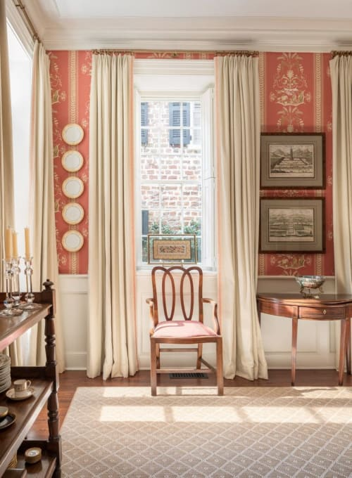 Interior Design by ARCHETYPE Interior Design Studio seen at Private Residence, Charleston - Interior Design