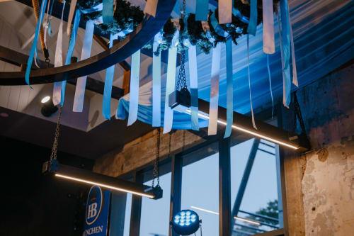 Lighting Design by Little Anvil seen at Munich Brauhaus South Bank, South Brisbane - Munich Brauhaus