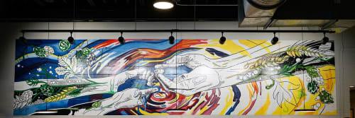 Jenie Gao Studio - Art and Street Murals