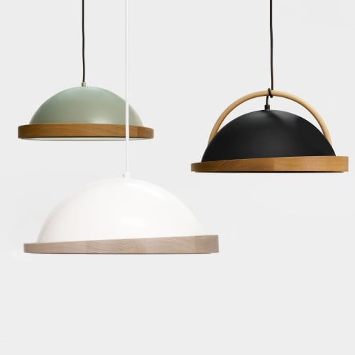 Pendants by Troy Backhouse seen at t bac design, Fitzroy - Obelia