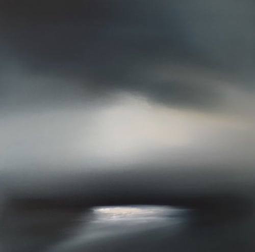 Paintings by Theresa hunt seen at Sydney, Sydney - Silenced