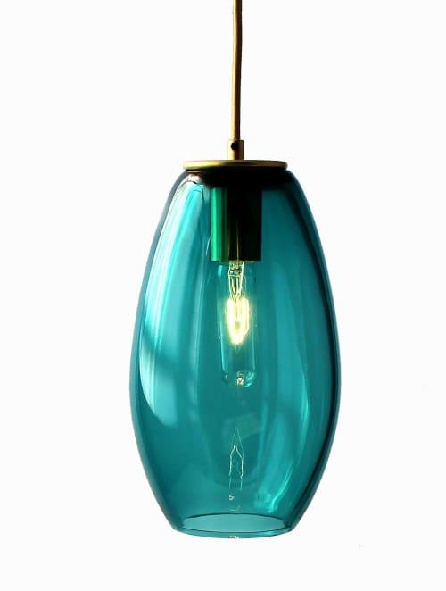 ELETTRA · Teal $950 by Lumi Design