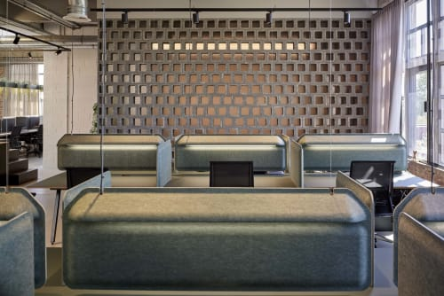 Interior Design by Creneau International at Vaimo Belgium, Genk - Interior Design