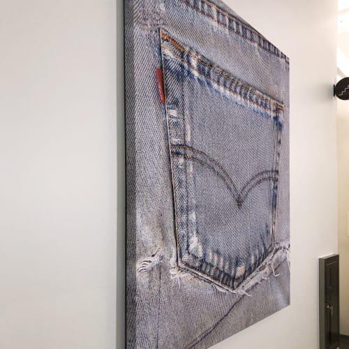 "Art & Wall Decor by ANTLRE - Hannah Sitzer seen at Google RWC SEA6, Redwood City - ""Pocket"""