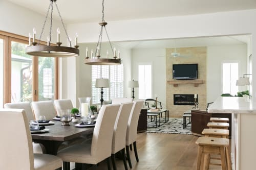 Interior Design by Motivo Home seen at Private Residence, Winter Park - Family Luxury