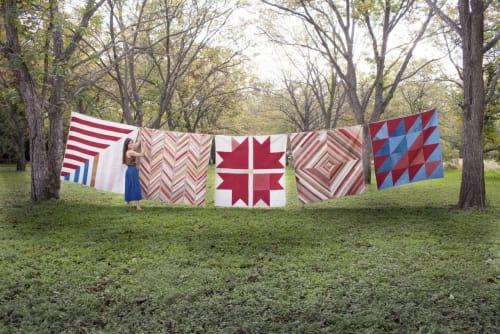 Maura Grace Ambrose (Folk Fibers) - Linens & Bedding and Pillows
