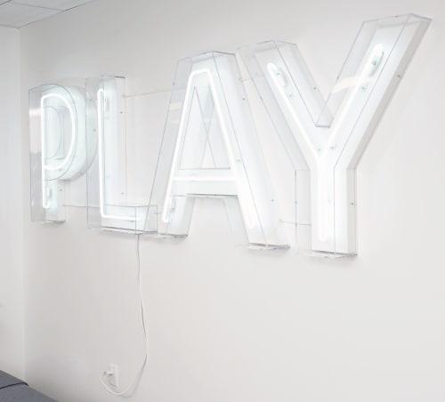 """Art & Wall Decor by ANTLRE - Hannah Sitzer seen at Sephora, San Francisco - """"Play"""""""