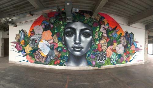 HazardOne - Murals and Street Murals