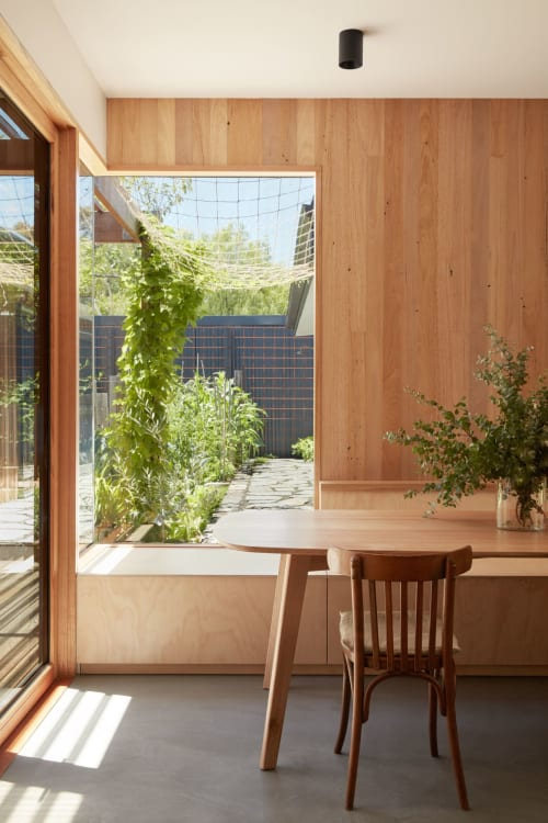 Architecture by Breathe Architecture seen at Private Residence, Melbourne - Inside Out House