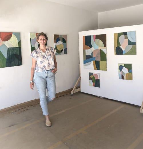 Rebekah Andrade - Paintings and Art