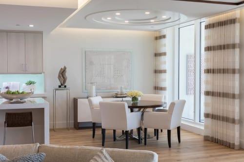 Interior Design by Joel Shapses Studio seen at 13915 Old Coast Rd, Naples - Sales model for Kaelia Bay Condominium,Naples,Fl