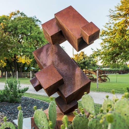 Russ Connell Metalworks - Public Sculptures and Public Art