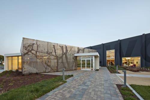 Plants & Landscape by Techcon Landscape Construction seen at One Workplace, Santa Clara - Plants & Landscape