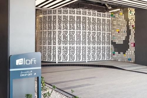 Art Curation by Farmboy Fine Arts seen at Aloft City Centre Deira, Dubai, Dubai - Aloft City Centre Deira