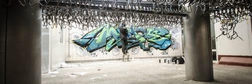 Time Dobbs - Art and Street Murals