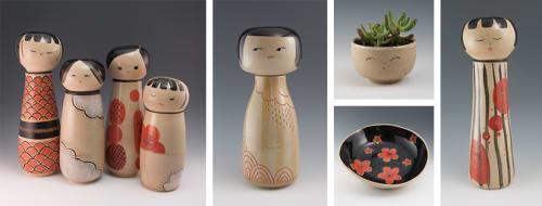 Jennifer Fujimoto - Sculptures and Vases & Vessels