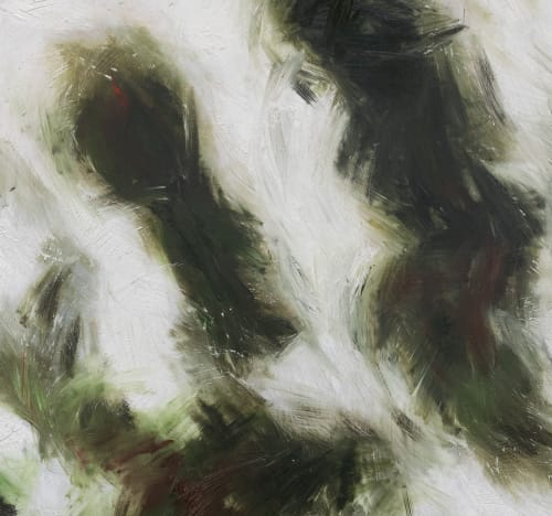 Paintings by Andrew Ramiro Tirado seen at Andrew Ramiro Tirado Studio, Colorado Springs - Limina