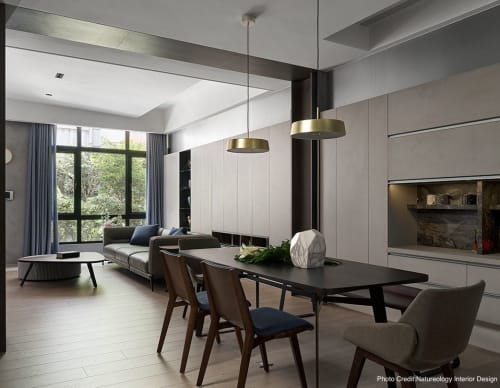 Pendants by SEED Design USA seen at 858 Lind Ave SW, Renton - CHINA LED Pendant