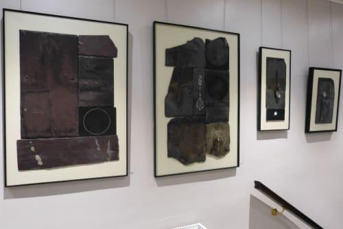 Wall Hangings by Bob Barron seen at London, London - Source 1
