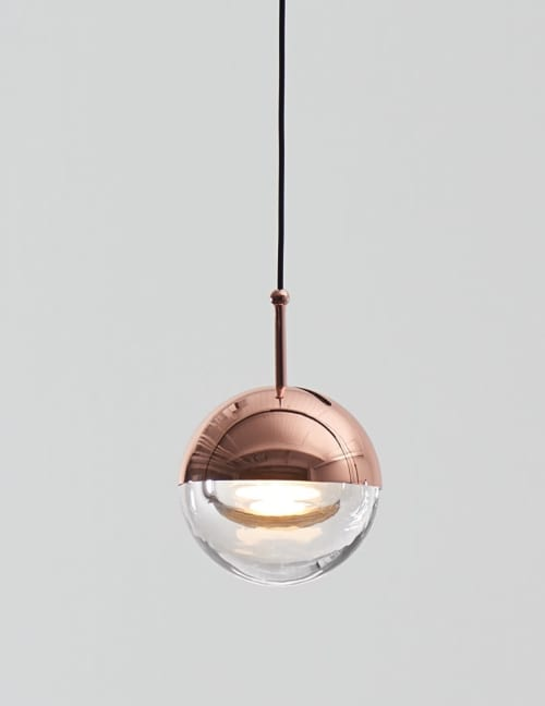 Pendants by SEED Design USA seen at 858 Lind Ave SW, Renton - DORA Pendant