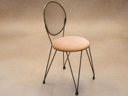 Chairs by Dadra seen at Lola&Co, Madrid - Mariona Chair