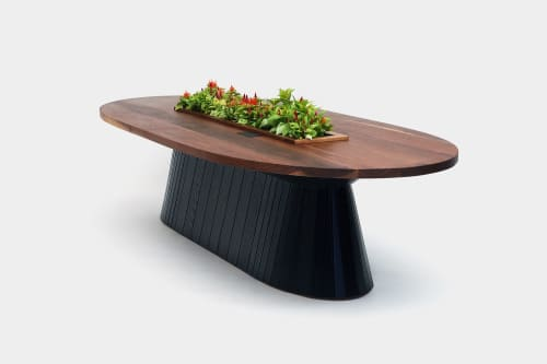 Tables by ARTLESS seen at Private Residence, Los Angeles - Haley Table Two