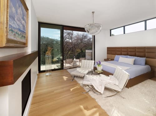 Beds & Accessories by Roche Bobois seen at Private Residence, Dallas, Dallas - Beds
