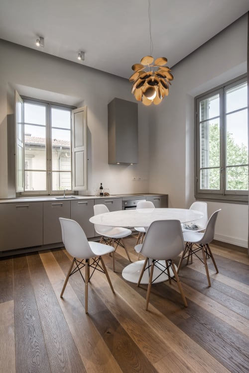 Interior Design by Pierattelli Architetture seen at M7 Contemporary Apartments, Firenze - M7 Contemporary Apartments