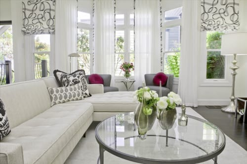 Interior Design by Anastasia Faiella Interior Design seen at Private Residence, San Francisco - Interior Design