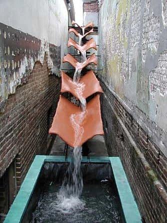 Art Curation by Erik Beerbower Sculptor seen at Greensboro, Greensboro - Water Flight