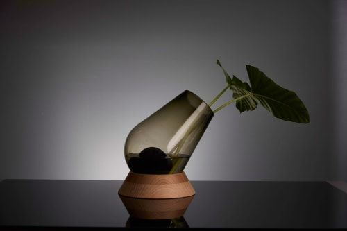 Vases & Vessels by ILANEL Design Studio seen at Creator's Studio, St Kilda - Cannon Vase - Limited Edition of 8