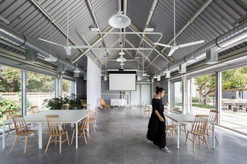 Architecture by studio AUTORI seen at Mokrin House, Mokrin - House C