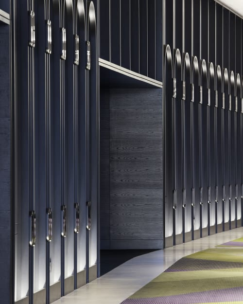 Lighting Design by Electrolight seen at Crown Towers Perth, Perth - Crown Towers