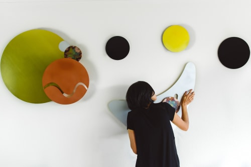 Mini Mukherjee - Art and Public Art
