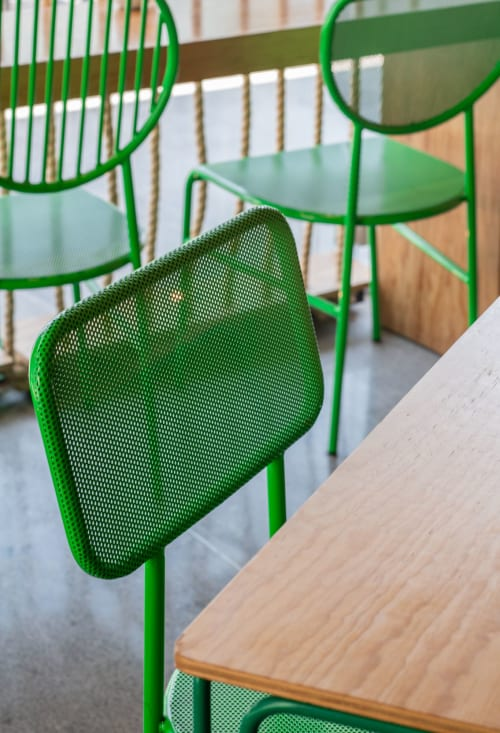 Gonzalo Baxter - Interior Design and Chairs