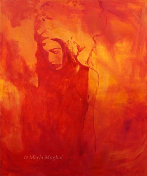 Maria Mughal - Murals and Art