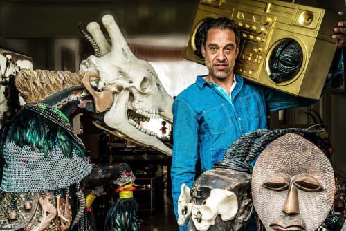 Zak Ove - Public Sculptures and Public Art