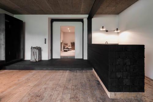 Interior Design by destilat Design Studio GmbH seen at Private Residence, Tirol - Lounge T