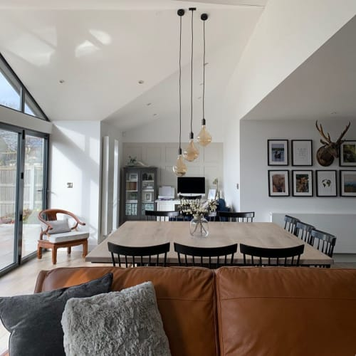 Pendants by Tala seen at Kier - The Rhodes Home, Doncaster - Pendants