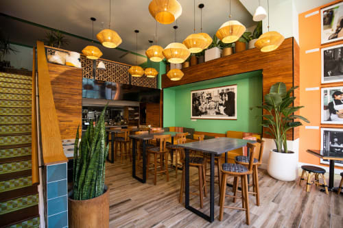 Architecture by DesignCase seen at Immigrant Food, Washington - Immigrant Food