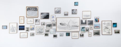 Martin Machado - Paintings and Murals