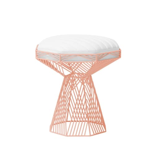 Tables by Bend Goods seen at Private Residence, Los Angeles - Switch Stool / Table