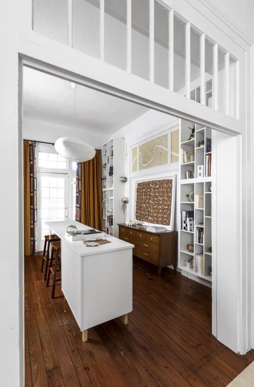 Lighting Design by Celine Wright seen at Valerie Legras Atelier Office, New Orleans - Lighting Design