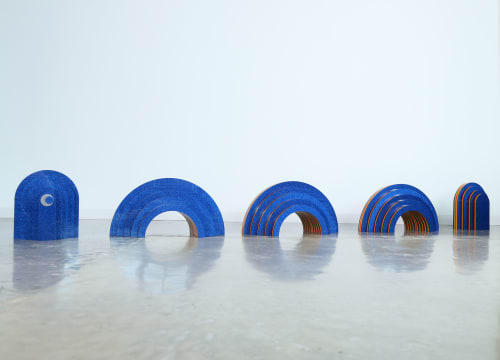 Sculptures by Gabriela Noelle seen at Miami, Miami - Spaceland Snake