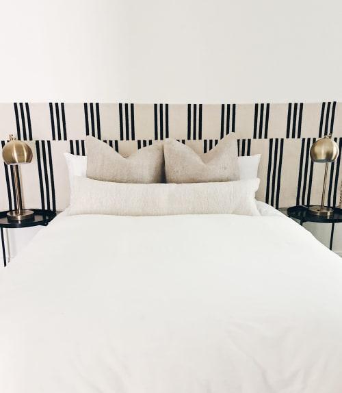 Extra Long Hemp Lumbar Pillow | Pillows by HOME