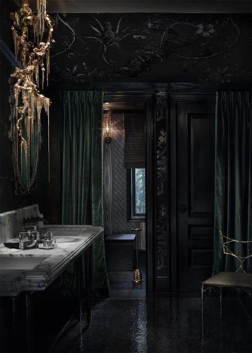 Interior Design by Deniece Duscheone Design seen at SF Decorator Showcase 2019, San Francisco - Interior Design