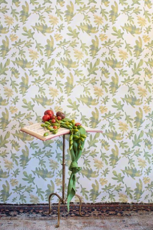 Wallpaper by Stevie Howell - Old Oak Pastel Wallpaper