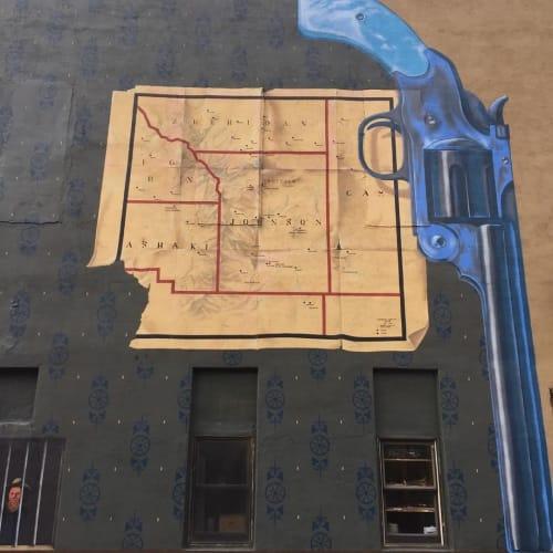 Street Murals by Dan toro seen at 4 S Main St, Buffalo - Wall Mural